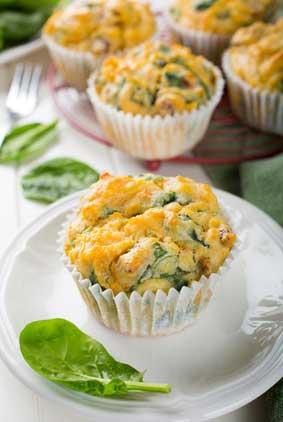 Brokkoli Muffins