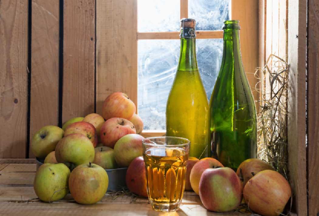Apfelwein selbst gemacht