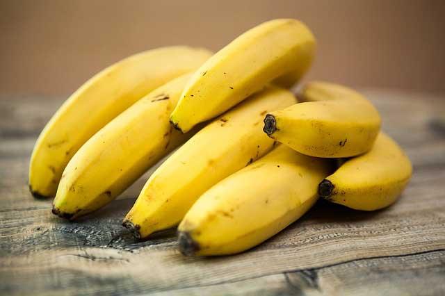 Bananen Plätzchen