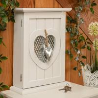 Schlüsselkasten Silver heart