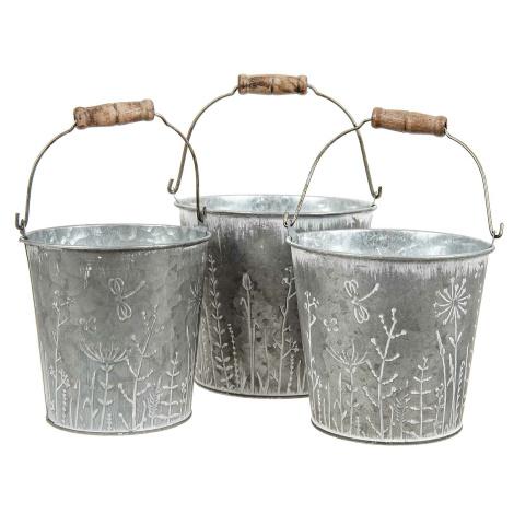 Pflanzeimer 3er Set