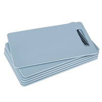 Schneidebrett blau 6er Set