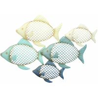 Wanddeko Fische