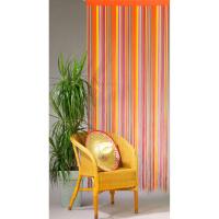 Türvorhang orange