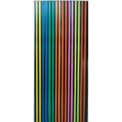 Streifenvorhang Color