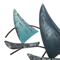 Wanddeko Segelschiffe