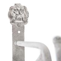Wandhalterung Löwenkopf