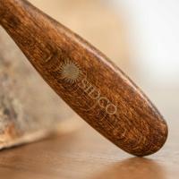 Haarbürste Buche Wildschwein rund 10 Reihen