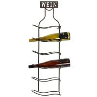 Wandregal Wein