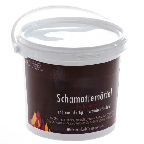 Schamottemörtel 3 kg