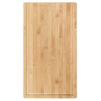 1 Abdeckplatte Bambus klein
