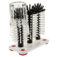 Gläserspülbürste flach