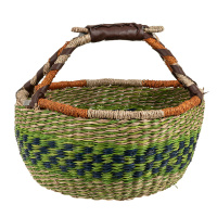 Einkaufskorb Kenia aus Seegras