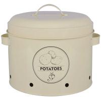 Vorratsdose Kartoffeln