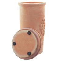 Weinkühler Terracotta 2tlg.