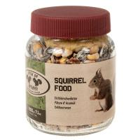 Erdnussbutter für Eichhörnchen