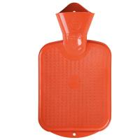 Wärmflasche 0,8 l orange