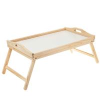 1 Bett-Tablett Holz