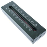 Thermometer Schlüsselversteck