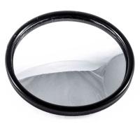 2 Blindspiegel klein rund