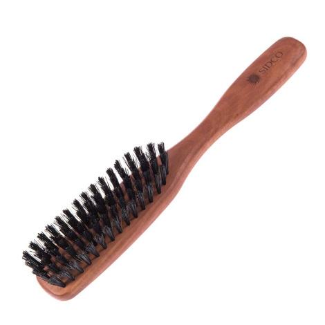 Haarbürste Birnbaum 5 Reihen