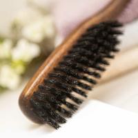 Haarbürste Buche 5 Reihen