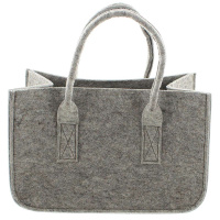Filz-Tasche Grey
