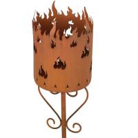 Kerzenhalter Gartenfackel