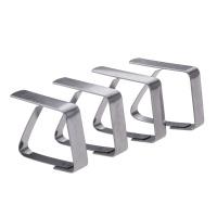 4 Tischtuchklammern