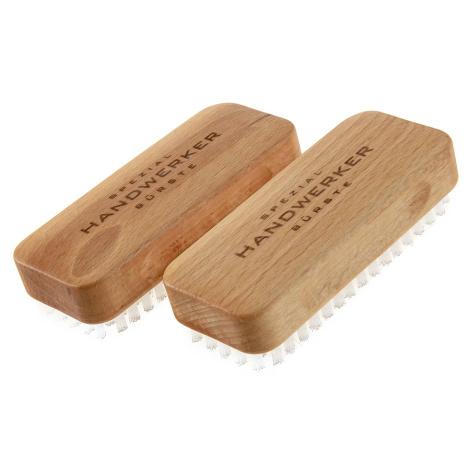 2 Handwerkerbürste Nylonborste