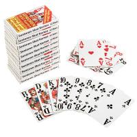 10 x32 Blatt Skatkarten für Senioren