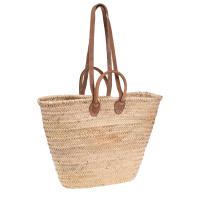 Strandtasche Palmblatt