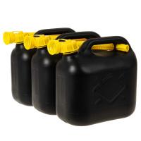 Benzinkanister 5 Liter 3er Set