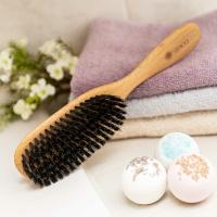Haarbürste Buche 8 Reihen