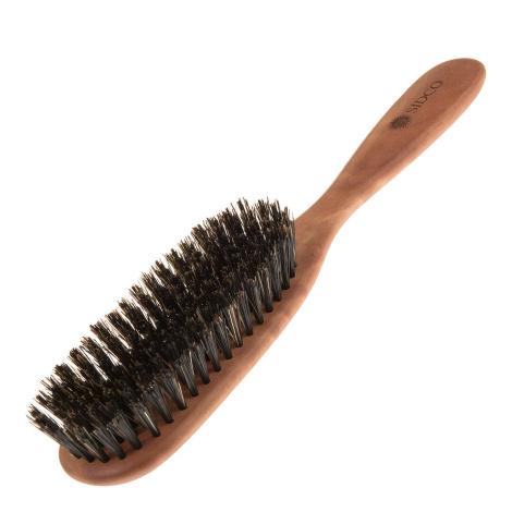 Haarbürste Birnbaumholz 8 Reihen