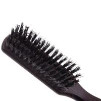 Haarbürste Thermoholz 5 Reihen