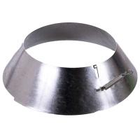 Ofenrohrrosette 120-135 mm